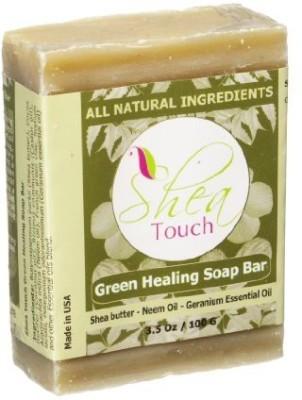 Shea Touch - Green Healing Soap Bar