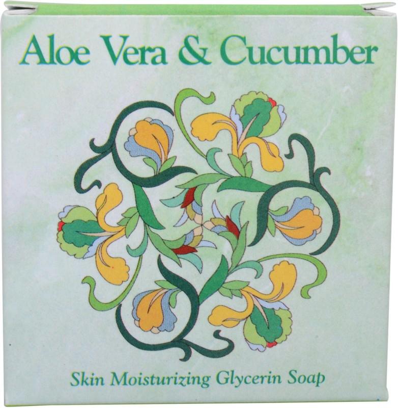 Terrai Cucumber Glycerin Soap(100 g)