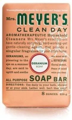 Mrs. Meyers Clean Day Clean Day Bar Soap - Geranium Bar(S)