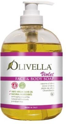 Olivella Liquid Soap Violet