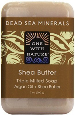 One With Nature Soap Shea Butter Soap