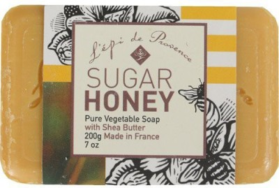 L,Epi de Provence Sugar Honey Shea Butter Soap