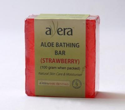 Avera Aloe Bathing Bar (Strawberry)