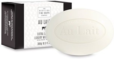 Scottish Fine Soaps The Company Au Lait Extra Large Luxury Milk Soap