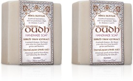 Nyassa Arabian Oudh Handmade Soap Pack Of 2