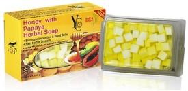 YC Honey With Papaya Herbal Soap