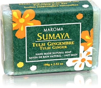 Maroma Sumaya Soap Tulsi Ginger