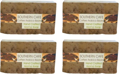 Spaanand Hand Crafted Sourthen Café Premium Soap