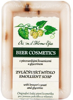Manufaktura Beer Spa Soap with Brewers Yeast
