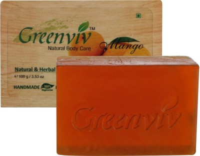 Greenviv Natural Mango Soap
