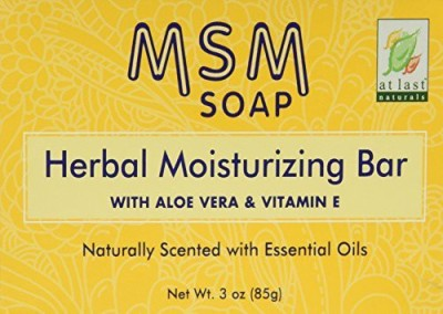 At Last Naturals Moisturizing Bar