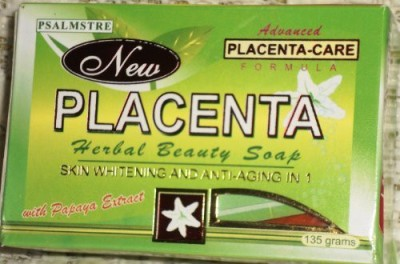 Psalmstre New Placenta Herbal Beauty Soap - Classic