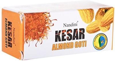 Nandini Kesar Almond Goti