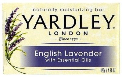 Yardley London Bath Bar English Lavender (Pack of 24)