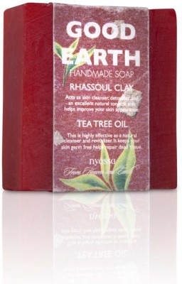 Nyassa Good Earth Handmade Tea Tree Premium Soap