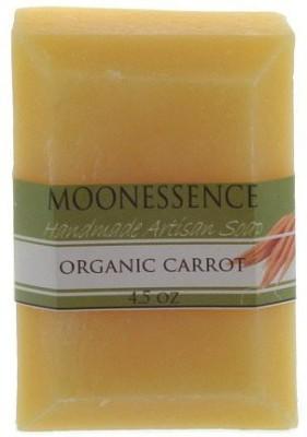 MoonEssence Moonessence Organic Bar Soap Carrot