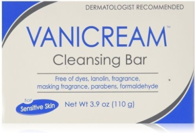 Vanicream Cleansing Bar (3 Pack)