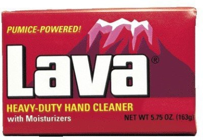Lava 12 Pack 10085 Heavy Duty Bar Soap with Pumice