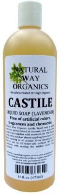 Natural Way Organics Castile Soap Lavender