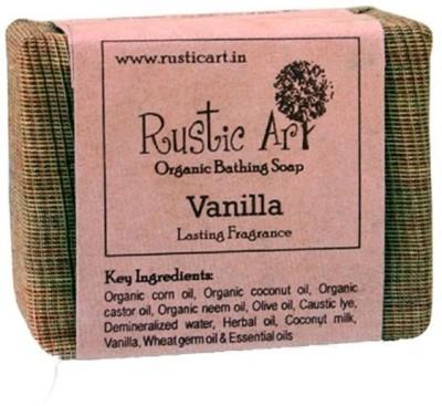 Rustic Art Vanilla Organic