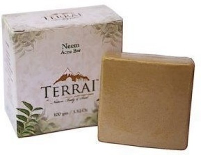 Terrai Natural Products Neem Acne Bar