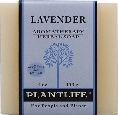 Plantlife 100% Pure & Natural Aromatherapy Herbal Soap