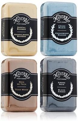 Mistral Men,s Soap Gift Set
