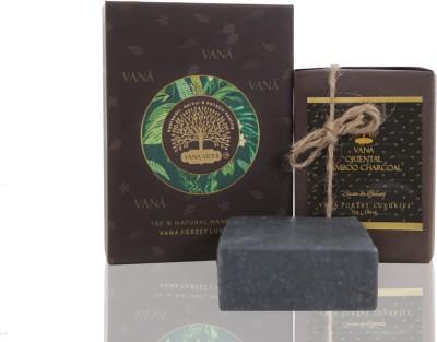 VANA VIDHI Oriental Bamboo Charcoal Detox Cleanser