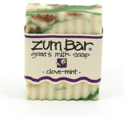 Indigo Wild - Zum Goats Milk Soap Bar Clove Mint