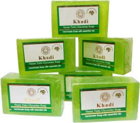 Khadi Neem Tulsi Soap Family pack