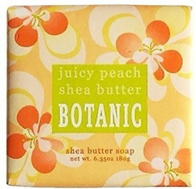 Generic Juicy Peach Spa Soap, Enriched With Shea Butter, Cocoa Butter And Botanical Scents(179.959 g)