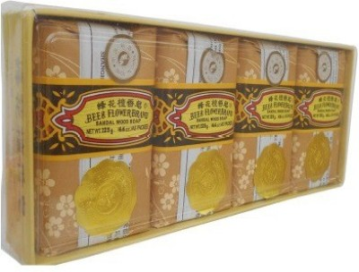 Bee & Flower Brand Sandal Wood Soap