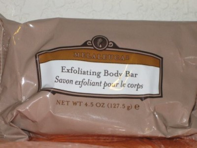 Melaleuca Exfoliating body