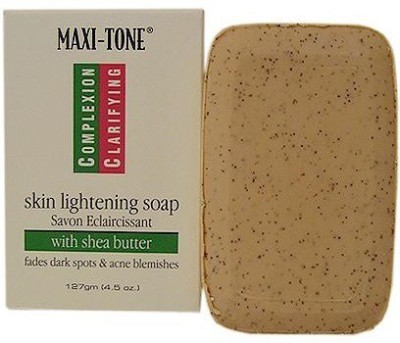 Maxi Tone Skin Lightening Soap With Sea Butter