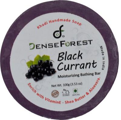 Dense Forest Black Currant Handmade Khadi Soap