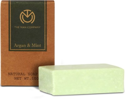 The Man Company Agran & Mint Soap Bar