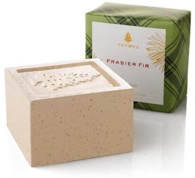 Thymes Frasier Fir Bar Soap