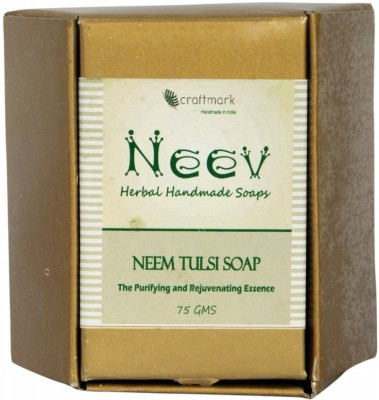 NeeV Herbals NeemTulsi Soap(shudh)