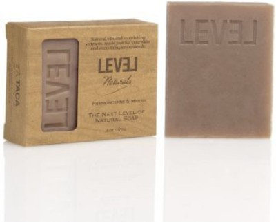 Level Naturals - Bar Soap Frankincense & Myrrh