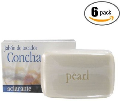 Grisi 6pk - Mother of Pearl Soap - Jabon Concha N�car