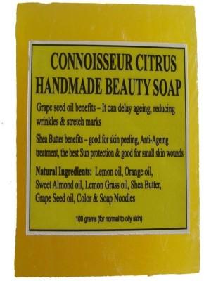 DBLB Connoisseur Citrus Handmade Natural Soap