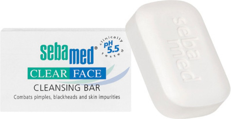 Sebamed Clear Face Cleansing Bar(100 g)