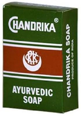 Chandrika Bath Soap Ayurvedic 4 Pack