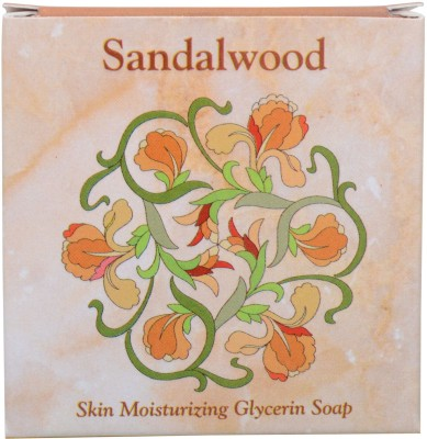 Terrai Natural Products Sandalwood Glycerin Soap