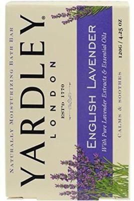 Yardley London English Bar Soap Lavender(120.445 g)