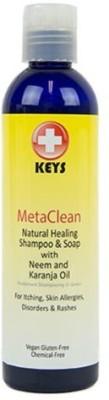 Keys MetaClean Healing Soap & Shampoo(236 ml)