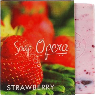 Soap Opera Strawberry - Fruit Soap