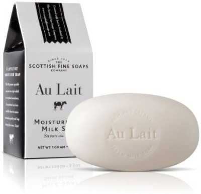 Scottish Fine Soaps Au Lait Moisturising Milk Soap