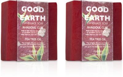 Nyassa Good Earth Handmade Soap Pack Of 2