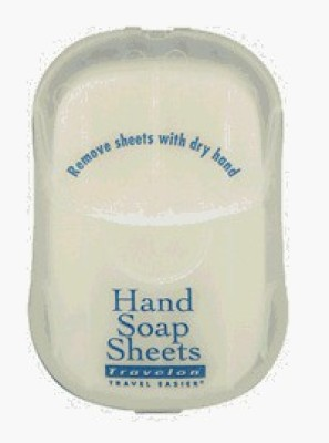 Travelon Hand Soap Sheets(10 g)